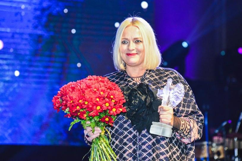 Katarzyna Nosowska /Sylwia Olszewska /East News