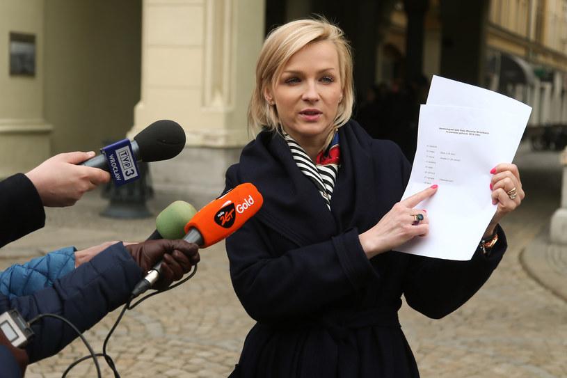 Katarzyna Obara została radną /- /East News