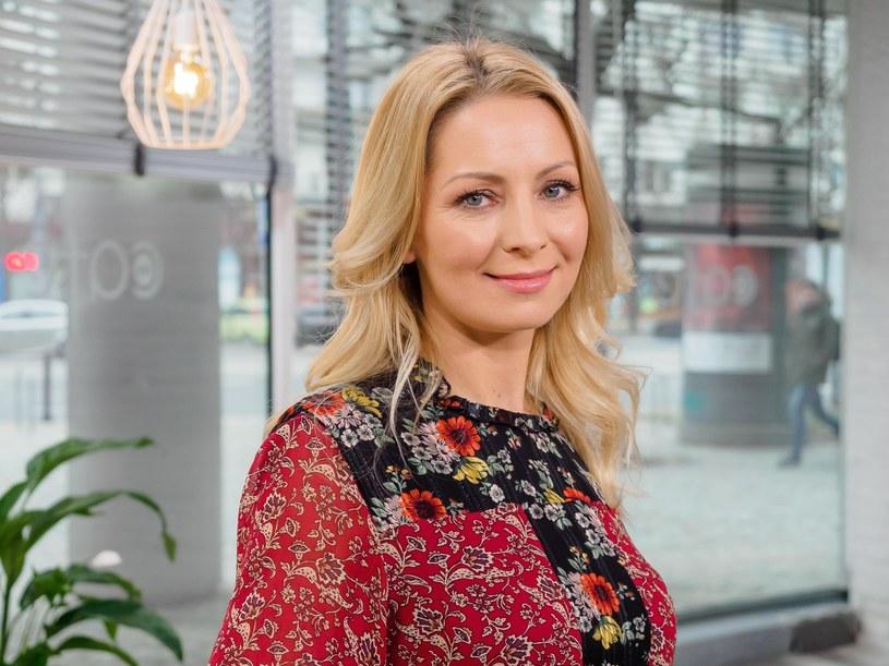 Katarzyna Olubińska /Tomasz Urbanek/DDTVN /East News