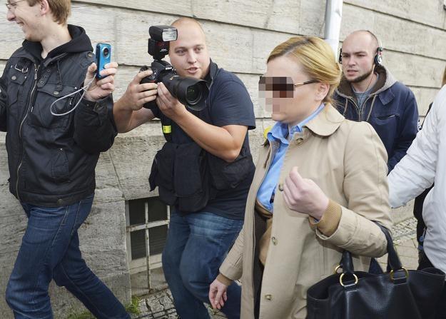 Katarzyna P., fot. Adam Warżawa /PAP