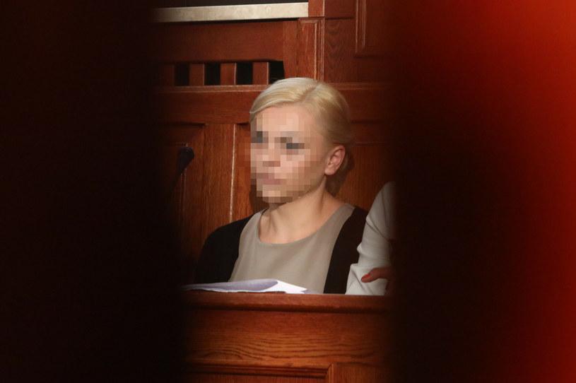 Katarzyna P. w sądzie (arch.) /Stanisław  Kowalczuk /East News