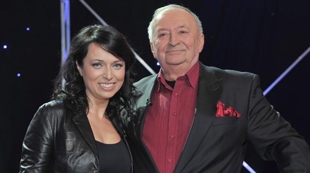 Katarzyna Pakosińska i Bohdan Łazuka wiedzieli najwięcej. I byli najszybsi! /TVP