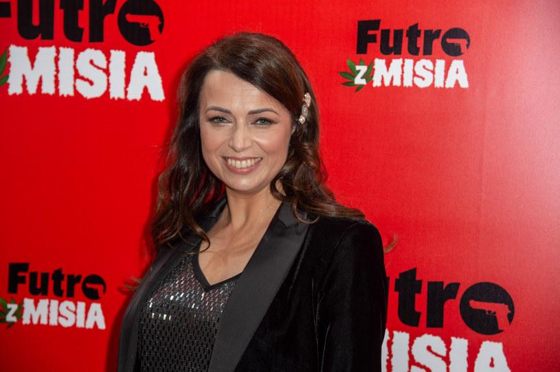 Katarzyna Pakosińska na nowo zakochała się w swoim gruzińskim mężu /Artur Zawadzki/REPORTER /East News