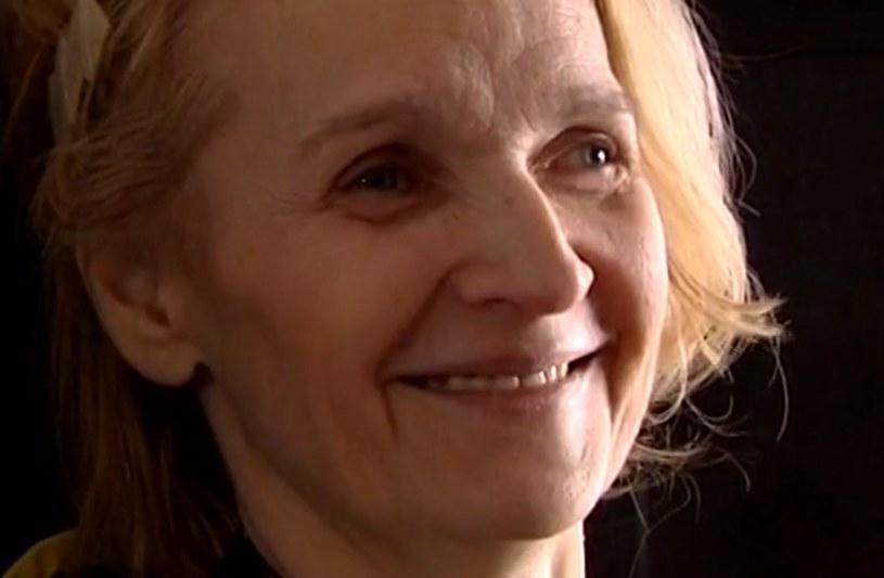 Katarzyna Pawlak w 2016 roku /Screen TVP /TVP