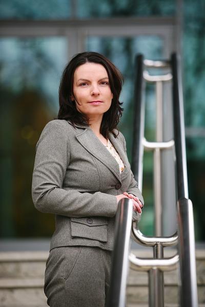 Katarzyna Prus-Malinowska, dyrektor bankowości elektronicznej w Banku Zachodnim WBK /