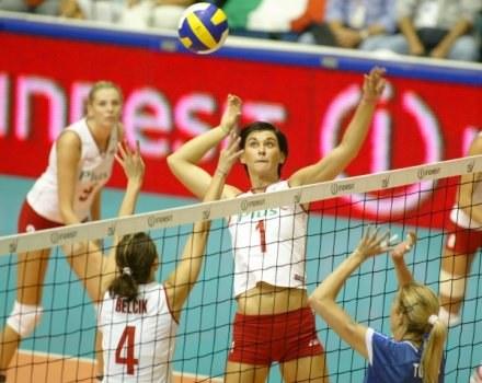 Katarzyna Skowrońska, fot. Rafał Bała /Agencja Przegląd Sportowy