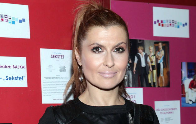 Katarzyna Skrzynecka, fot. Paweł Wrzecion  /MWMedia