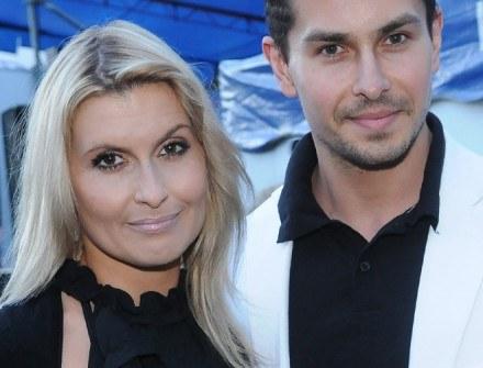 Katarzyna Skrzynecka i Marcin Łopucki, fot. Adam Kępiński /MWMedia