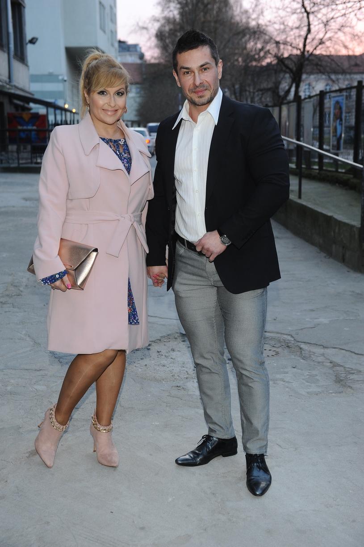 Katarzyna Skrzynecka i Marcin Łopucki /East News