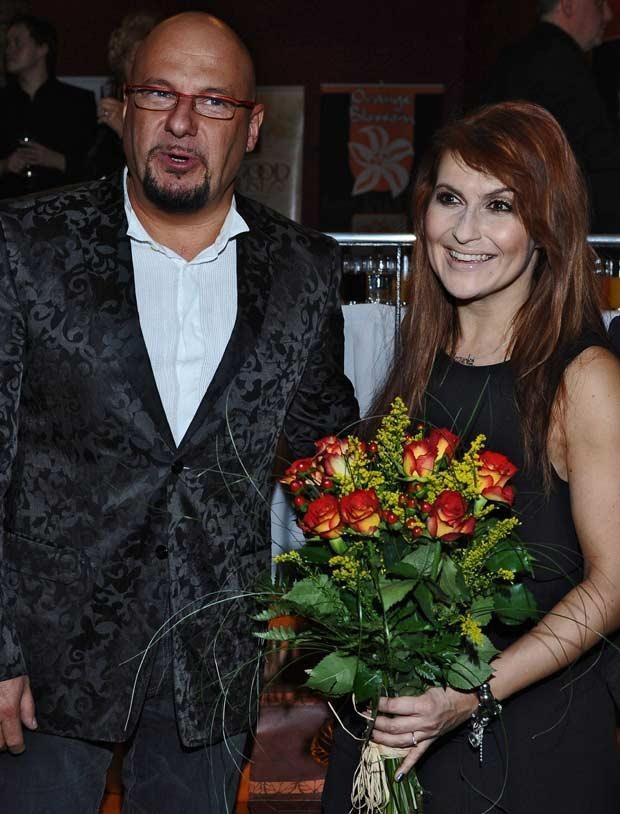 Katarzyna Skrzynecka i Piotr Gąsowski, fot. Andras Szilagyi  /MWMedia