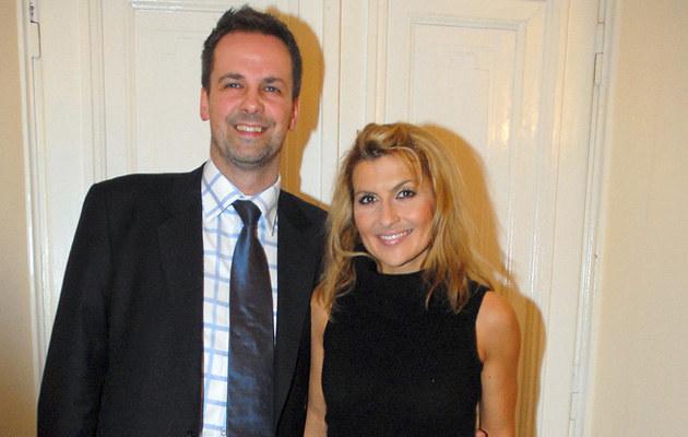 Katarzyna Skrzynecka i Zbigniew Urbański, 2006 rok /Kurnikowski /AKPA