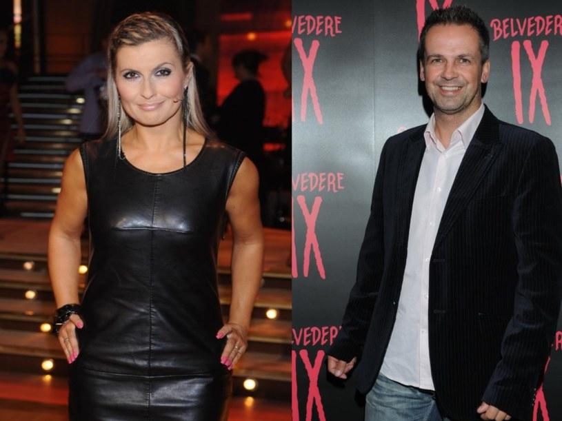 Katarzyna Skrzynecka i Zbigniew Urbański  /Andras Szilagyi /MWMedia