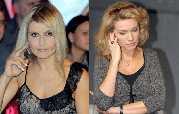 Katarzyna Skrzynecka, Joanna Trzepiecińska /fot.Andrzej Szilagyi  /MWMedia