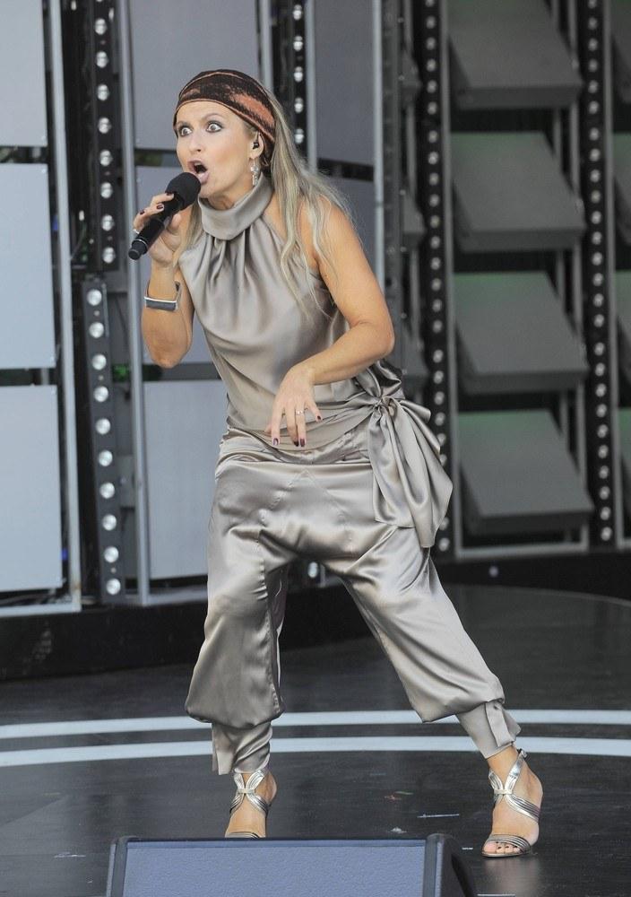 Katarzyna Skrzynecka - Opole 2009 /East News
