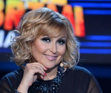 Katarzyna Skrzynecka w nowej fryzurze