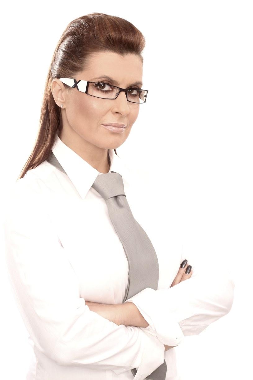 Katarzyna Skrzynecka zaprezentowała świetną rolę  /materiały prasowe