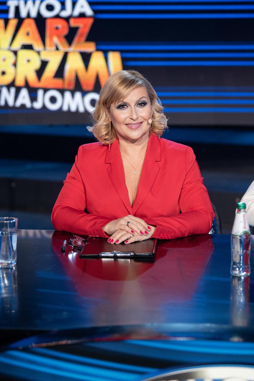 Katarzyna Skrzynecka /Polsat /Polsat