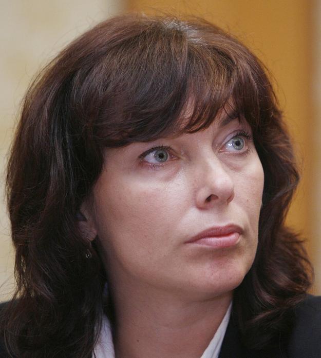 Katarzyna Sobierajska, wiceminister sportu. Fot. Zbigniew Kaczmarek /East News