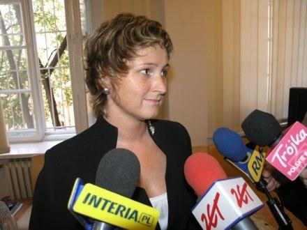 Katarzyna Sobstyl, prezes Ruchu /INTERIA.PL