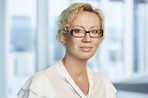 Katarzyna Sułkowska, p.o. prezesa Alior Banku /Informacja prasowa