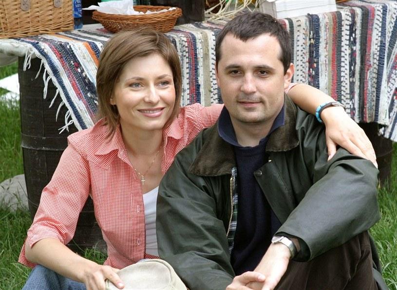 Katarzyna Trzaskalska i Roman Młodkowski /AIM