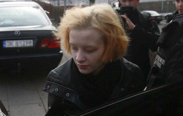 Katarzyna W. /Łukasz Szostek /PAP