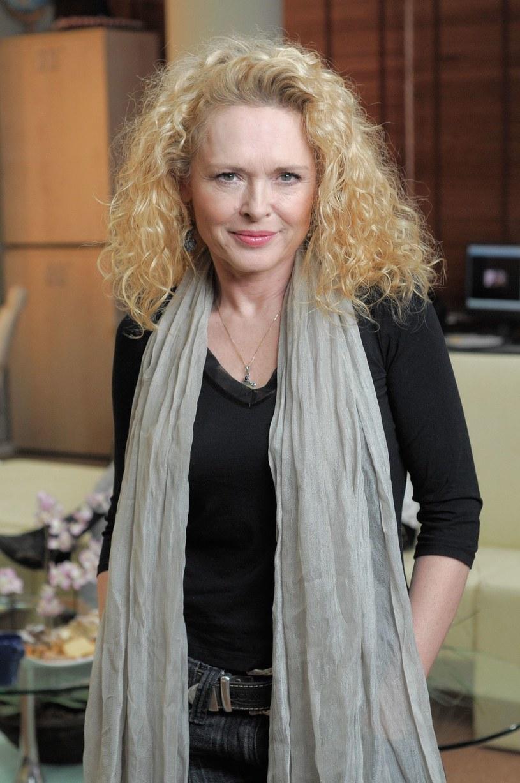 Katarzyna Walter była na szczycie, gdy musiała zrobić sobie aktorską przerwę /Michał Wargin /East News