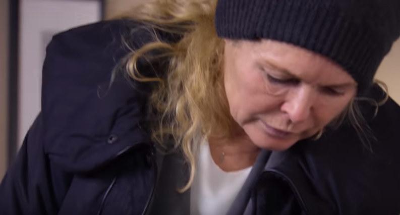 """Katarzyna Walter w serialu """"Na Wspólnej"""" wciela się w postać Agnieszki, która ma problemy z alkoholem /YouTube /TVN"""