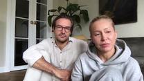 Katarzyna Warnke i Piotr Stramowski ratują konie przeznaczone na rzeź