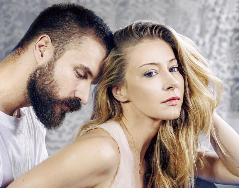 Katarzyna Warnke i Piotr Stramowski /Agnieszka Kot /PANI