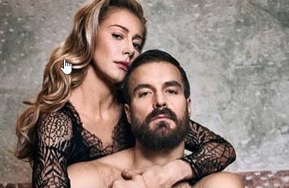 Katarzyna Warnke i Piotr Stramowski /Instagram