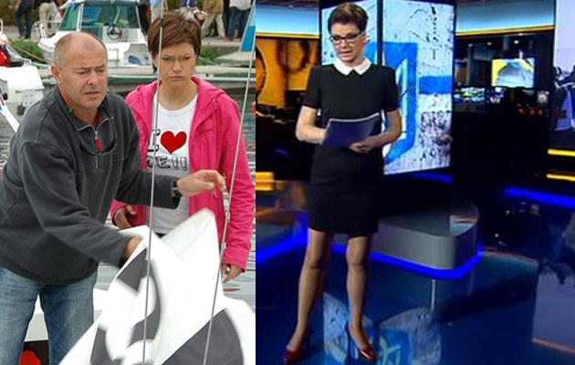 Katarzyna Werner jest w ciąży! /AKPA Mikulski /TVN24