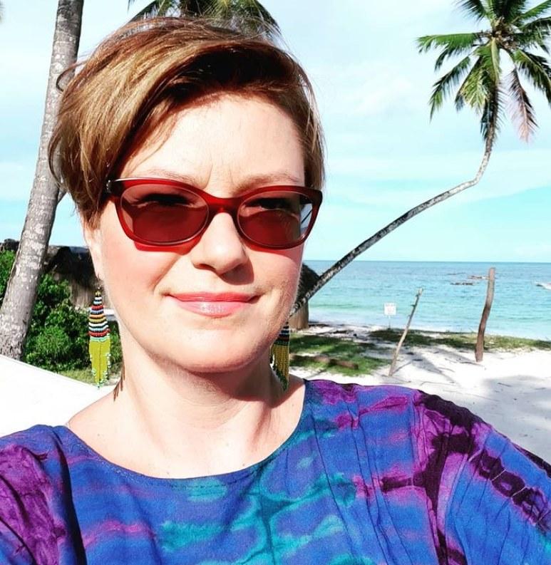 Katarzyna Werner mieszka wraz z rodziną na Zanzibarze   /https://www.instagram.com/mamanazanzibarze/ /Instagram