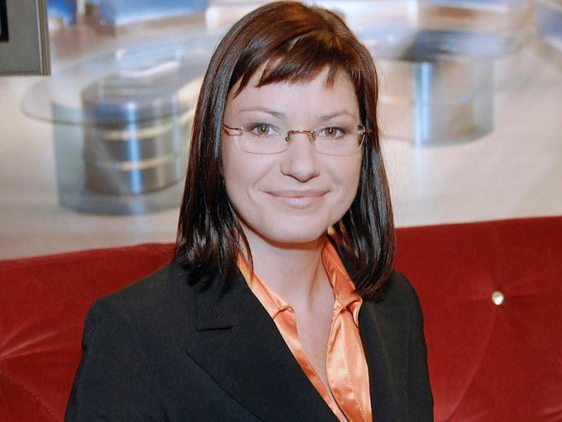 Katarzyna Werner sobie i innym stawia wysoko poprzeczkę  /Niemiec /AKPA