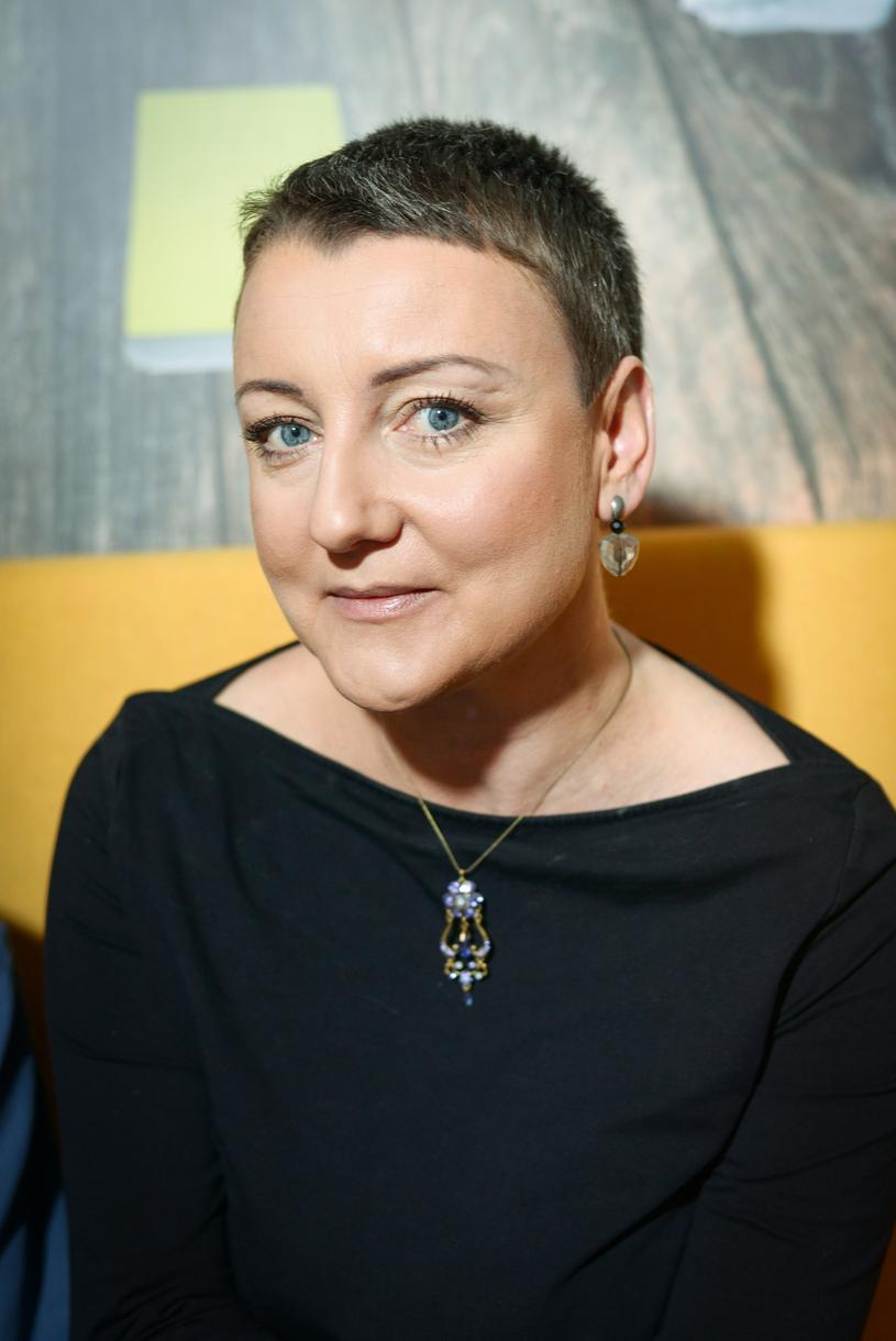 Katarzyna Wodecka-Stubbs /Wojciech Olszanka /East News