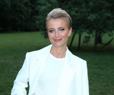 Katarzyna Zielińska: 10 lat w jednej fryzurze
