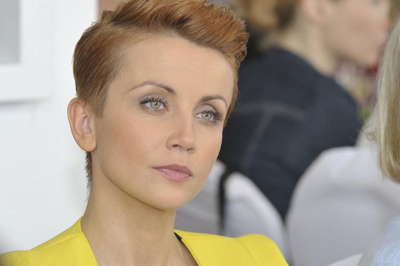 Katarzyna Zielińska (33) wybiera zabiegi skuteczne, ale jednocześnie relaksujące. /Niemiec /AKPA