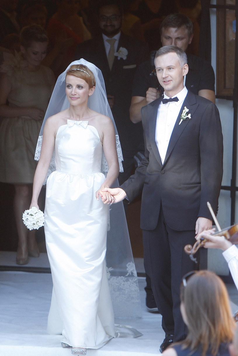 Katarzyna Zielińska i Wojciech Domański /Krzemiński Jordan /AKPA