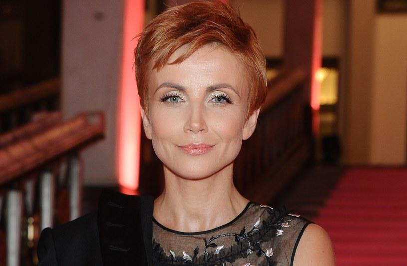 Katarzyna Zielińska swoją karierę zaczynała w Teatrze Ludowym w Krakowie /Piotr Andrzejczak /MWMedia