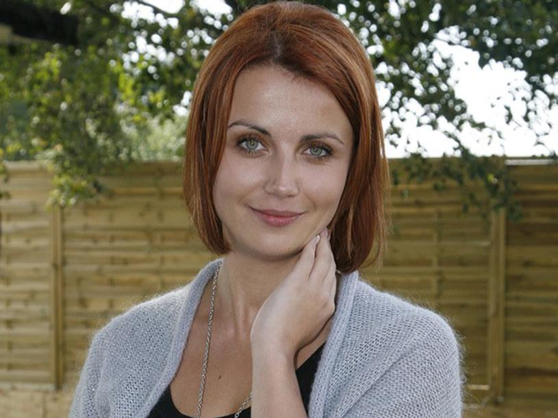 """Katarzyna Zielińska w """"Barwach szczęścia"""" /Baranowski /AKPA"""