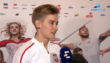 Katarzyna Zillmann: Czasami jest trudno wygospodarować chwilę na reset, ale i tak jest wspaniale. WIDEO (Polsat Sport)