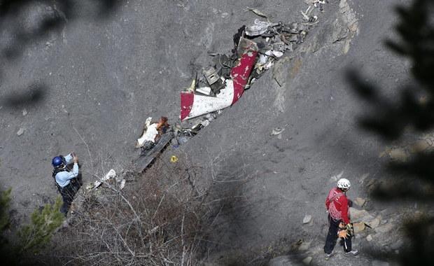 Katastrofa airbusa w Alpach: Za rok Francja odda Niemcom szczątki samolotu