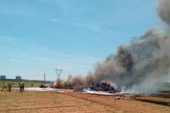 Katastrofa airbusa w Sewilli