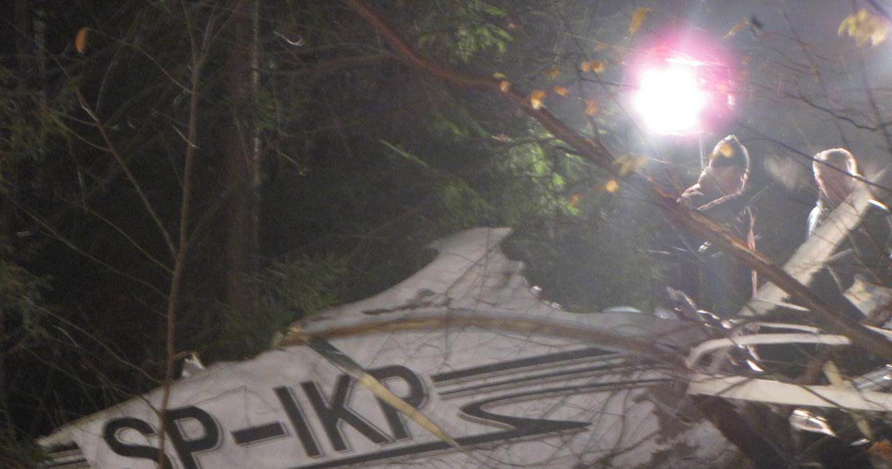 Katastrofa awionetki na Śląsku