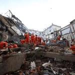 Katastrofa budowlana w Chinach. Zawalił się hotel