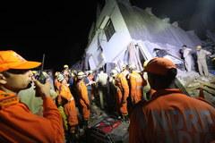 Katastrofa budowlana w Indiach