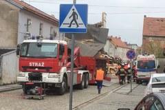 Katastrofa budowlana w Świebodzicach