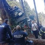 Katastrofa kolejki górskiej we Włoszech. 14 ofiar śmiertelnych