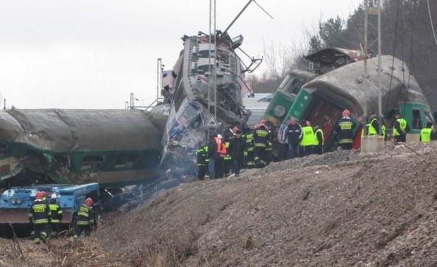 Katastrofa kolejowa pod Szczekocinami: 26 stycznia poznamy wyrok Sądu Apelacyjnego