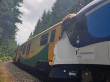 Katastrofa kolejowa w Czechach. Wstępne ustalenia wskazują na błąd maszynisty